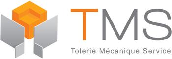 TMS – Tolerie Mecanique Service Logo